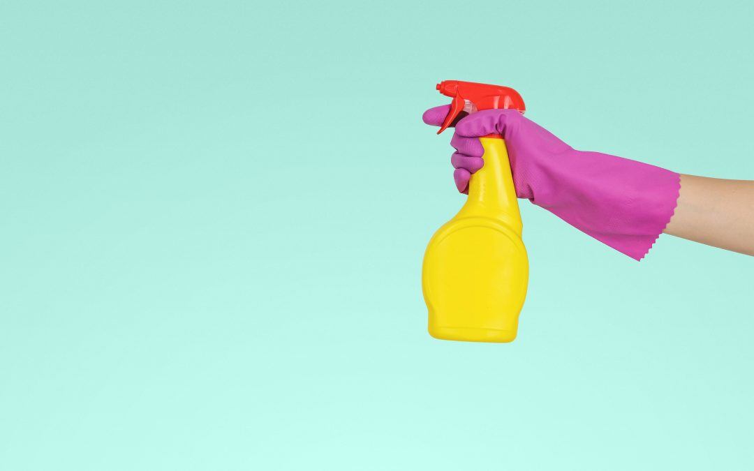 What to disinfect in your home regularly