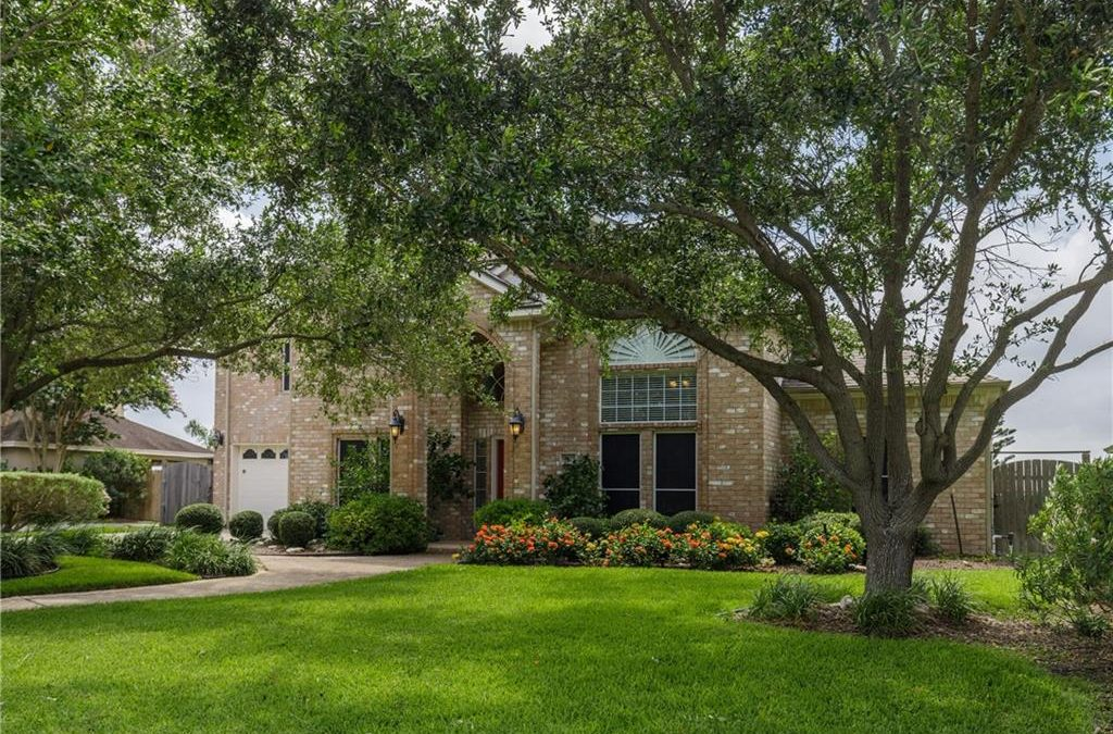 New Listing: Corpus Christi, 4 Bed, 3.5 Bath, Under 490K